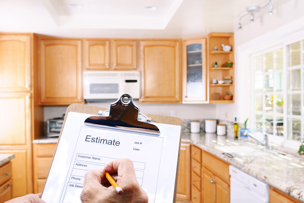 Conservative Kitchen Design Consultation